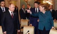 Russlands Präsident Putin lob Gesetz über Sonderstatus für Donbass