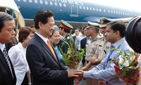 Vertiefung der strategischen Partnerschaft mit Indien
