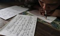Phung Van Truong- Behinderter Lehrer für arme Kinder