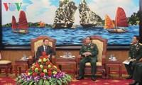 Militärzusammenarbeit zwischen Vietnam und Thailand verstärken