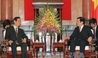 Vietnam begrüßt japanische Unternehmer