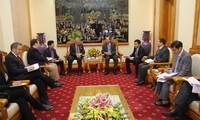 Vietnam und die USA verstärken die Zusammenarbeit beim Kampf gegen transnationale Kriminalität