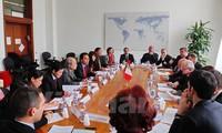 Italien unterstützt strategische Partnerschaft mit Vietnam