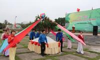 Vietnamesisches Tee-Festival im Frühling