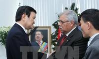 Zwei Jahre nach dem Tod des venezolanischen Präsidenten Hugo Chavez