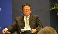 Die umfassende, strategische Partnerschaft und Zusammenarbeit mit China vorantreiben