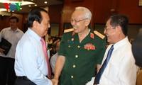 Treffen der Veteranen des Vietnamkriegs in Ho Chi Minh Stadt