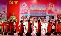 Werte des immateriellen Kulturerbes des Xoan-Gesangs entfalten
