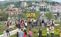 Eröffnung der Tourismus-Woche in Sapa 2015