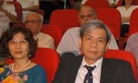 Feier zum 60. Jahrestag der Gründung der vietnamesischen Marine in Indien
