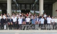 Vizeparlamentspräsidentin Nguyen Thi Kim Ngan empfängt Vertreter ethnischer Minderheiten aus Son La