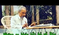 Lieder zum Ehren des Präsidenten Ho Chi Minh