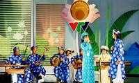 Don Ca Tai Tu-Ensemble auf der Tho Chu-Insel