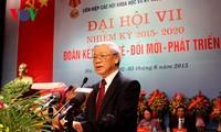 KPV-Generalsekretär Nguyen Phu Trong fordert mehr Investitionen in die Intellektuellen