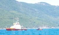 Vietnam und China diskutieren über Schiffsverkehr an Mündung des Beilun-Flusses