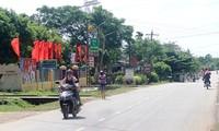Die Frauen in Quang Tri setzen sich für die Neugestaltung ländlicher Räume ein