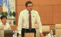 Ständiger Ausschuss des Parlaments diskutiert Entwurf des  Zivilgesetzbuches