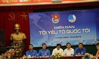 Jugendliche spielen wichtige Rolle beim Aufbau des Landes