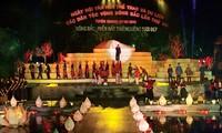 Festival der verschiedenen Volksgruppen im Nordosten Vietnams