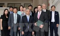 Ausweitung des Projektes zur Ausbildung vietnamesischer Pflegekräfte in Deutschland