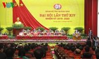 Spitzenpolitiker des Landes nehmen an Parteitag der Provinzen teil