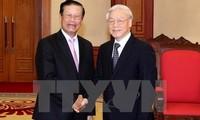 Vietnam will traditionell gute Freundschaft mit Laos pflegen