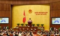 Verbesserung der Effektivität der Aufsicht des Parlaments und der Volksräte