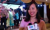 Guter Eindruck beim Tag der vietnamesischen Gedichte