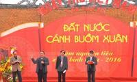 Tag der vietnamesischen Gedichte: Spielhof für die Freunde von Gedichten