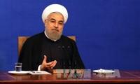 Irans Präsident kritisiert Gegner der Atomvereinbarung