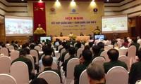 Vizepremierminister Vu Duc Dam nimmt an Konferenz der Mediziner teil