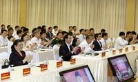 Konferenz nach 5 Jahren Umsetzung der Anweisung des Politbüros