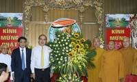 Starker Buddhismus ist Beweis für Religionsfreiheit in Vietnam