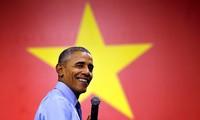 Weltmedien berichten positiv über den Vietnambesuch des US-Präsidenten