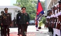 Vietnam und Kambodscha wollen Zusammenarbeit im Militärbereich vertiefen