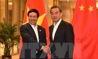 China und ASEAN wollen Frieden und Stabilität im Ostmeer bewahren