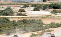 Irakische Soldaten befreien Fallujah