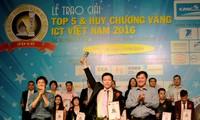 Preise für junge erfolgreiche Unternehmer in Ho Chi Minh Stadt