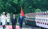 Vietnam und Rumänien wollen Zusammenarbeit beschleunigen