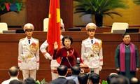 Nguyen Thi Kim Ngan ist zur Parlamentspräsidentin wiedergewählt