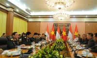 Vietnam und Indonesien wollen Zusammenarbeit im Militärbereich vertiefen