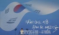 Südkorea ruft Nordkorea zur Aufgabe des Atomprogramms auf