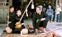 Einzigartige Zeremonie beim Then-Gesang der Nung