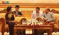 Vietnam und Myanmar intensivieren Zusammenarbeit beider Parlamente