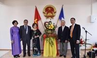 Vietnam hat Honorakonsulat in New Caledonia in Frankreich