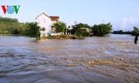 Nächstenliebe nach Überflutung in Quang Binh