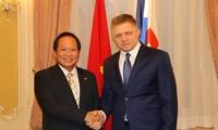 Slowakei will gute Beziehungen mit Vietnam pflegen