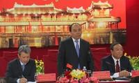 Premierminister Nguyen Xuan Phuc besucht Thua Thien Hue