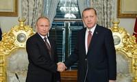 Russland und Türkei fördern Zusammenarbeit im Kampf gegen den Terrorismus in Syrien