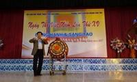 Aktivitäten zum Tag der vietnamesischen Gedichte